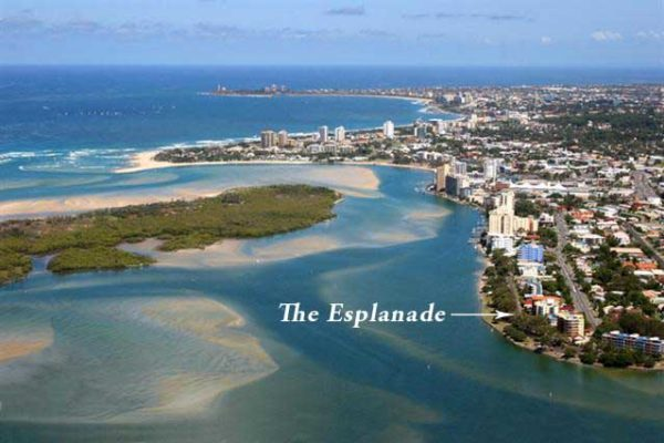 The Esplanade, Picnic Point, Maroochydore